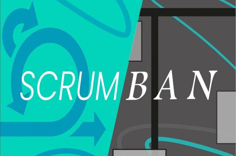 scrum and kanban mix
