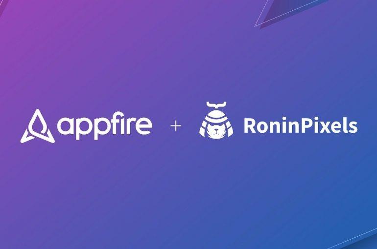 RoninPixels joins Appfire