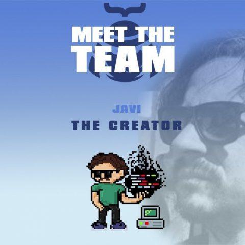 meet the team, meet javi